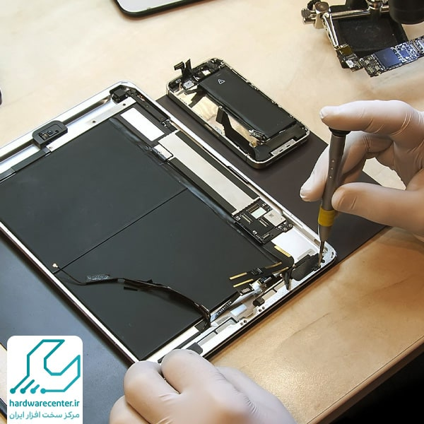 تعمیر تبلت اپل