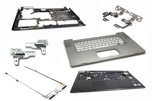 تعمیر قاب نوت بوک اپل