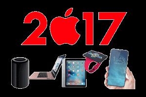 محصولات اپل در 2017