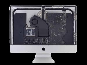 تعویض و تعمیر پردازنده آی مک