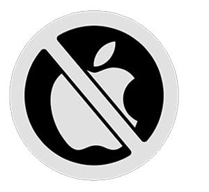 محدودیت های گوشی اپل