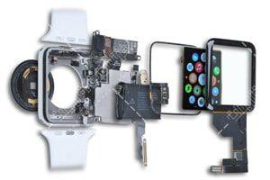 تعمیر تاچ و ال سی دی اپل واچ