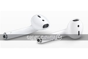هدفون بی سیم اپل AirPods