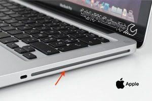 درایو لپ تاپ اپل