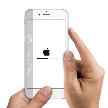ریست شدن گوشی اپل