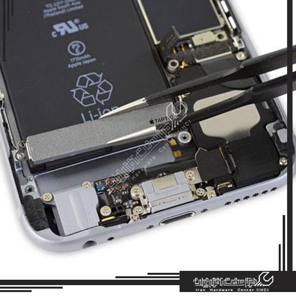 ویبره گوشی اپل