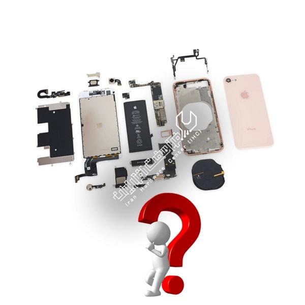 سوالات متداول تعمیرات اپل