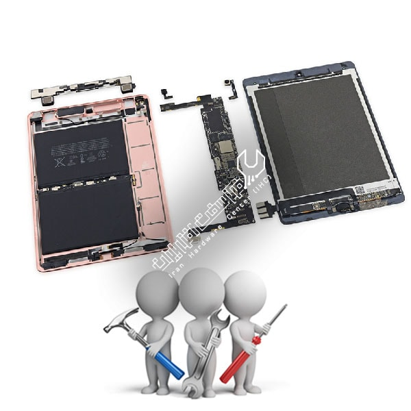 تعمیر باتری آیپد اپل