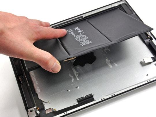 تعمیرات آی پد در نمایندگی Apple