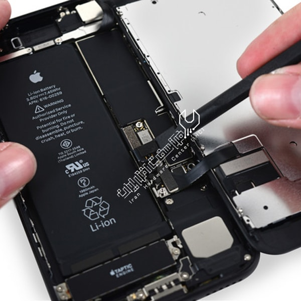 تعمیر آیفون 7 اپل