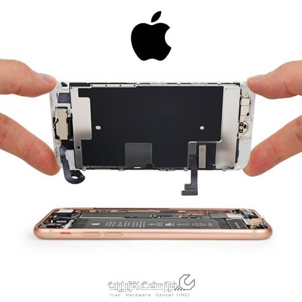 تعمیر آیفون 8 اپل