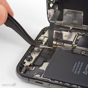 تعمیر گوشی آیفون X اپل
