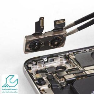 تعویض دوربین موبایل اپل