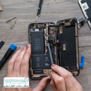 تعمیرات آیفون در تهران