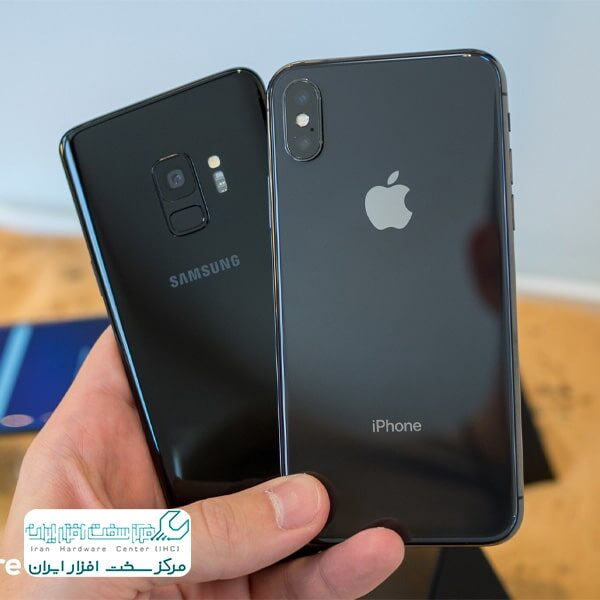 گوشی سامسونگ بخریم یا اپل؟