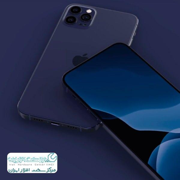 تصویر نمایشگر آیفون 12 اپل