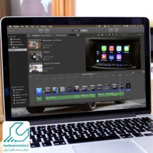 آموزش کار با نرم افزار iMovie در مک