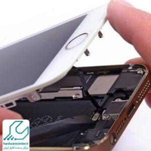 تعمیر سنسور اثر انگشت موبایل اپل