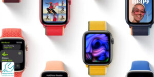 ساعت هوشمند اپل سری 7