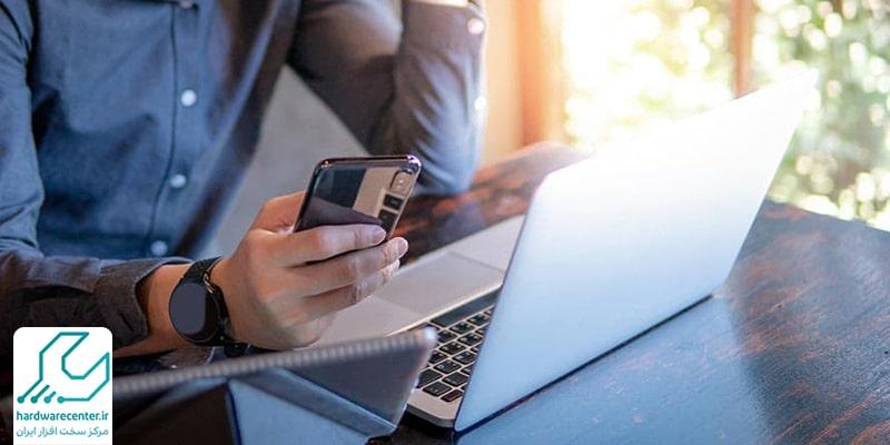 شناسایی نشدن گوشی اپل در لپ تاپ