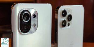 نمایشگر Apple iPhone 11 Pro بهتر است یا Xiaomi Mi 11 Pro؟